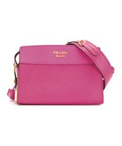 Prada | Zipped Crossbody Bag
