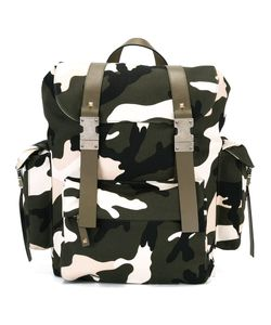 Valentino | Garavani Rockstud Camouflage Backpack Leather/Cotton