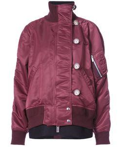Sacai | Объемная Куртка Бомбер