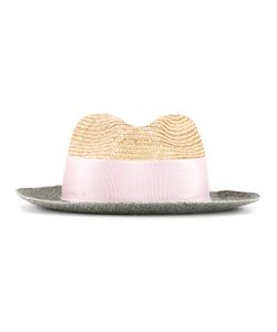 FEDERICA MORETTI | Contrast Hat 59 Polyester/Polyimide