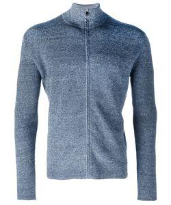 Corneliani | Zip-Up Knitted Sweater Size 48