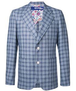 JUNYA WATANABE COMME DES GARCONS | Junya Watanabe Comme Des Garçons Man Chest Pocket Checked Blazer