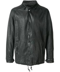 SALVATORE SANTORO | Boxy Button Jacket Men
