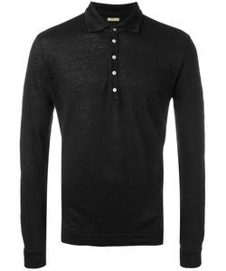Massimo Alba | Long Sleeved Polo Shirt