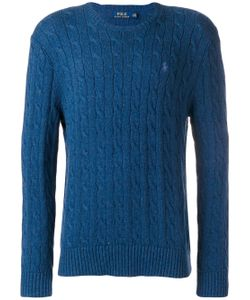 Polo Ralph Lauren | Cable Knit Slim-Fit Jumper