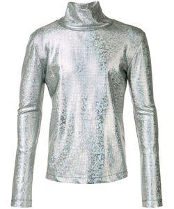 Emiliano Rinaldi | Palms Turtleneck Sweatshirt 50 Polyimide/Spandex/Elastane