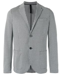 Harris Wharf London | Checked Blazer 52