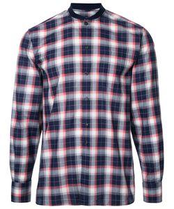 Maison Kitsune | Рубашка James В Клетку