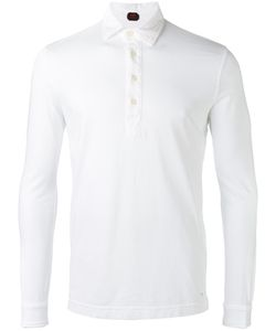 MP MASSIMO PIOMBO | Long-Sleeve Polo Shirt Mp Massimo Piombo