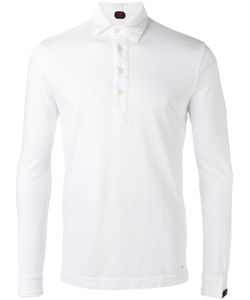 MP MASSIMO PIOMBO | Long-Sleeve Polo Shirt