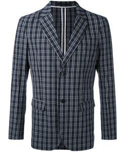 Paolo Pecora | Checked Blazer 50