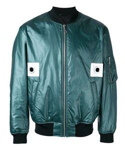 Kenzo | Eyelet Detail Bomber Jacket Size Xl