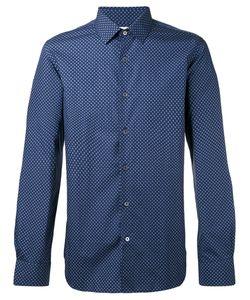 Paul Smith   Dot Print Shirt Size 17 1/2