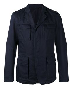 Boss Hugo Boss | Front Pockets Jacket 54 Cotton/Linen/Flax
