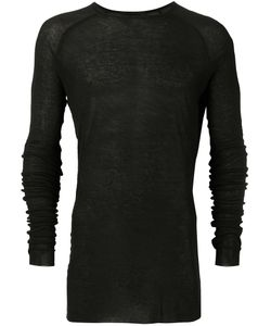 Haider Ackermann | Long Sleeved T-Shirt With Round Neck