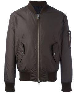 Ami Alexandre Mattiussi | Zipped Bomber Jacket Small Polyamide