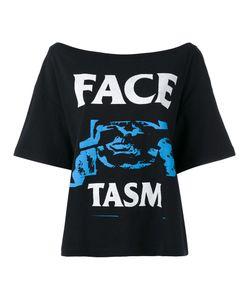 FACETASM   Logo Print T-Shirt Size 1