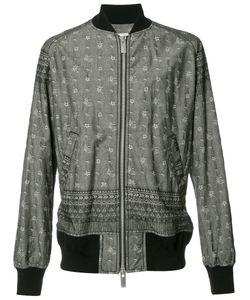 Sacai | Printed Bomber Jacket Size 3