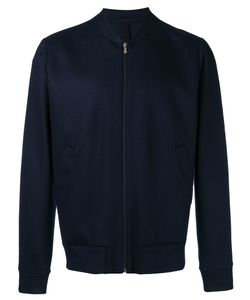 Harris Wharf London | Zipped Bomber Jacket 52 Virgin