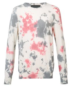 The Elder Statesman | Cashmere Tie Dye Jumper Adult Unisex Small