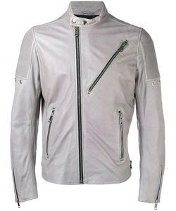 Diesel   Leather Jacket Xl