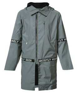 Mostly Heard Rarely Seen | Hooded Parka Size Small