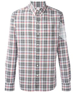 Moncler Gamme Bleu | Plaid Shirt 3 Cotton