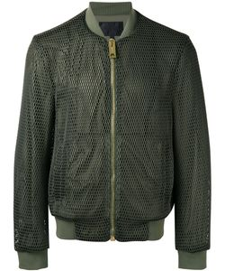 Les Hommes | Classic Bomber Jacket 48 Polyester/Cotton/Spandex/Elastane