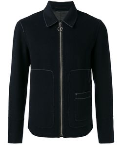 Joseph | Zipped Shirt Jacket 50 Cashmere/Wool/Viscose