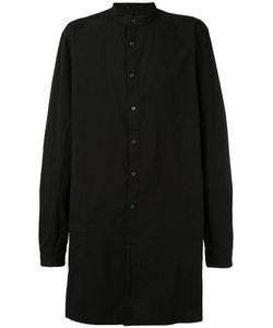 THE VIRIDI-ANNE   Longline Shirt 4