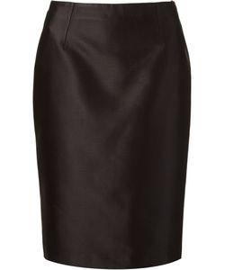 MARTHA MEDEIROS | Zibeline Pensil Skirt Size