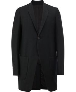Rick Owens | Однобортное Пальто