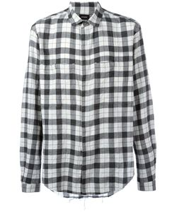 STAMPD | Checked Shirt L