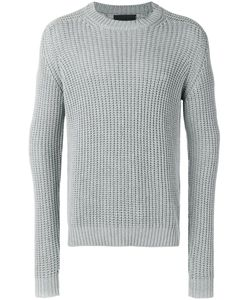 IRIS VON ARNIM | Ribbed Detail Jumper Size Medium