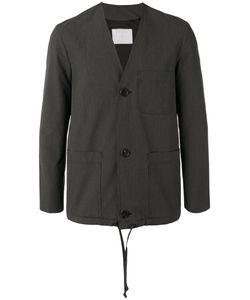 SOCIETE ANONYME | Société Anonyme Pinstriped Summer Blazer Size 50