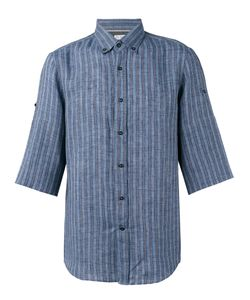 Brunello Cucinelli   Striped Shirt Size Small