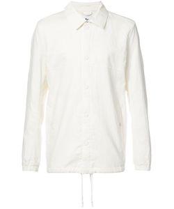 ADIDAS BY WINGS & HORNS | Куртка-Рубашка С Подолом На Шнурке
