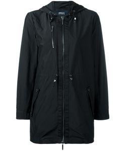 ARMANI JEANS   Zip Hooded Jacket Size 40