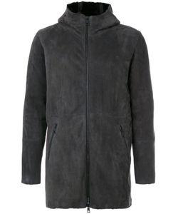 Giorgio Brato | Панельное Пальто С Капюшоном