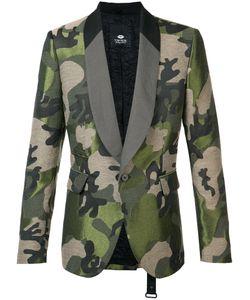 Tom Rebl   Camouflage Blazer 48