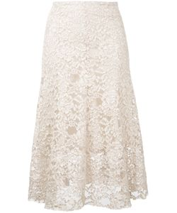 Cityshop | Lace Midi Skirt