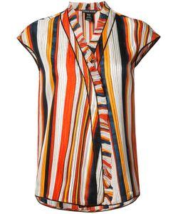 Thomas Wylde | Indiana Blouse Small Silk