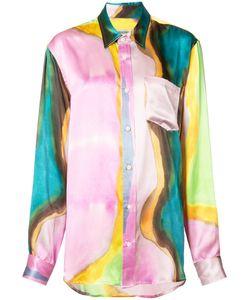 Rachel Comey | Рубашка С Размытым Принтом
