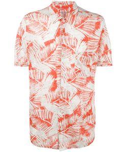 MAJESTIC FILATURES | Рубашка С Рисунком Из Пальмовых Листьев