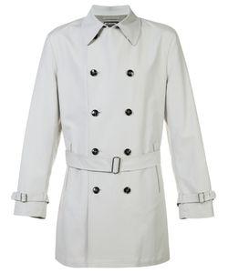 Kiton | Short Trenchcoat 50 Cotton/Spandex/Elastane
