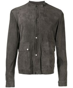 SALVATORE SANTORO   Buttoned Jacket Size 46