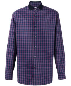 Brioni | Checked Shirt Size Xxl