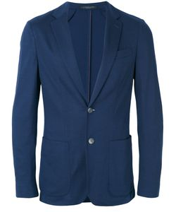 Corneliani | Two-Button Blazer 54
