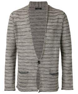 Roberto Collina | Striped Buttoned Cardigan