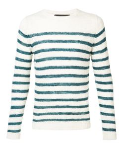 The Elder Statesman | Cashmere Picasso Jumper Adult Unisex Xs